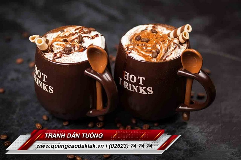 tranh tuong cafe bmt