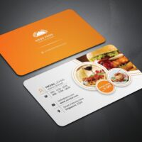 restaurant business card Inspirational Business Card Restaurant Inspiration Inspirationa Beautiful Catering